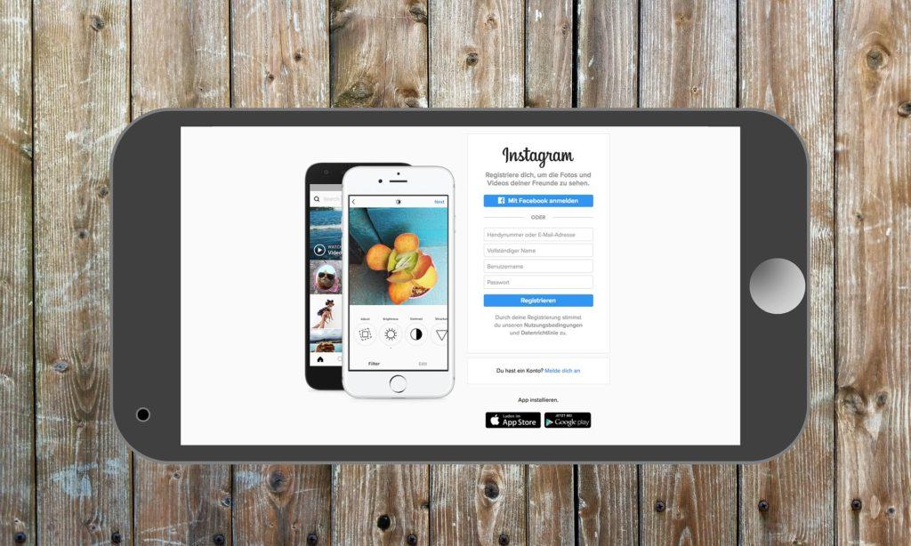 Come promuovere l'azienda con Instagram