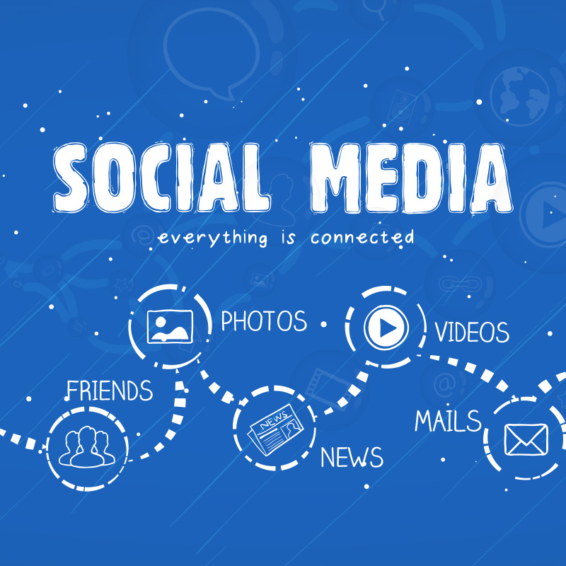 La gestione dei social network